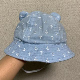 ニシマツヤ(西松屋)のベビー用帽子(帽子)