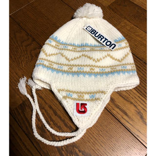 バートン(BURTON)のバートン ニット帽子(ニット帽/ビーニー)