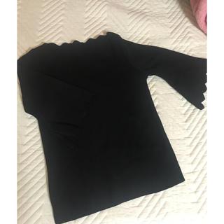 店内大SALE‼️襟袖のカットが可愛いです♡(カットソー(長袖/七分))