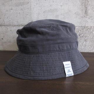 ダブルタップス(W)taps)のディセンダント 17SS テンセルハット バケットハット 帽子 2 GLEY(ハット)