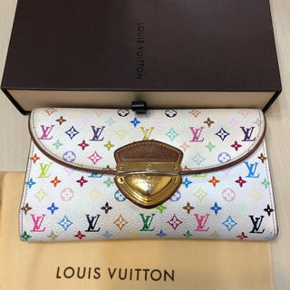 LOUIS VUITTON - LOUIS VUITTON  ルイヴィトン 財布 マルチ