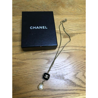 CHANEL - CHANELのネックレス①
