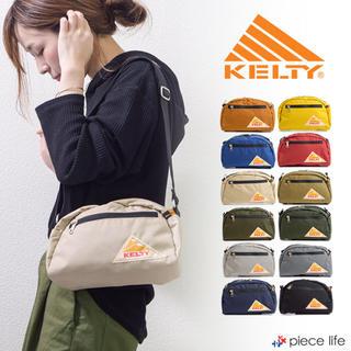 KELTY - KELTY ケルティ ラウンドトップバッグS ショルダーバッグ 5L