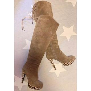 ダイアナ(DIANA)のDIANA  ブーツ  23cm(ブーツ)