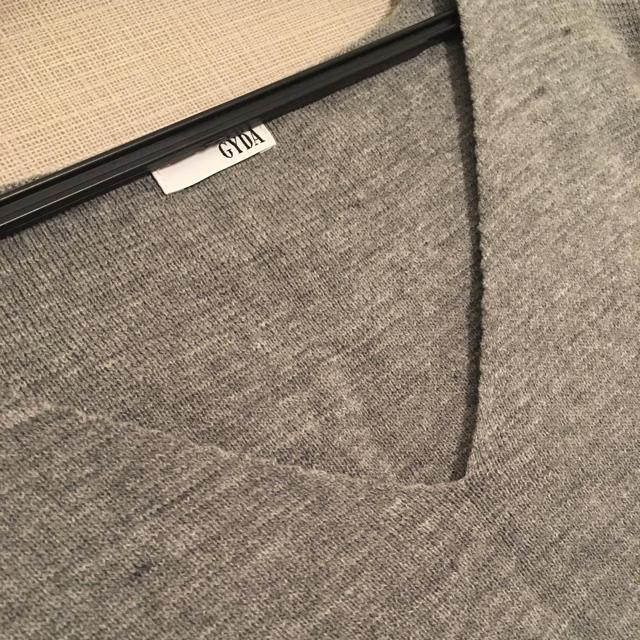 GYDA(ジェイダ)の❷❾ レディースのトップス(ニット/セーター)の商品写真