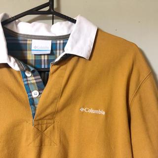 コロンビア(Columbia)のColumbia ラガーシャツ(ポロシャツ)