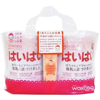 和光堂 レーベンスミルク はいはい810g×2缶パック