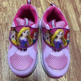 Disney - ディズニープリンセススニーカー 17