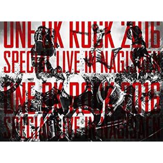 ワンオクロック(ONE OK ROCK)のワンオクロック /one ok rock  ライブDVD NAGISAEN(ミュージック)