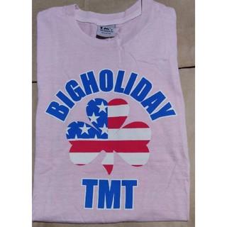 TMT - TMT Tシャツ ピンク M bigholiday 木村拓也 キムタク 正規