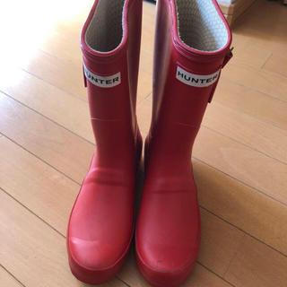 ハンター(HUNTER)のHunter 23センチ(レインブーツ/長靴)