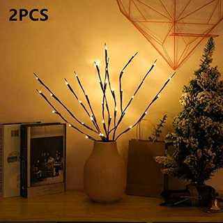 イルミネーションライト LEDストリングライト枝型 枝ライト 装飾ライト20個L