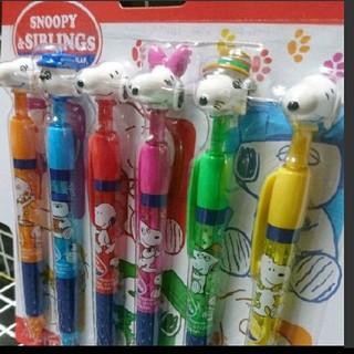 SNOOPY - ♥ USJ ♥ スヌーピー ボールペン セット  ボールペン 6本
