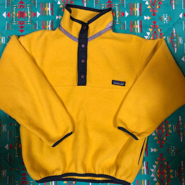 patagonia(パタゴニア)のパタゴニアフリース キッズ/ベビー/マタニティのキッズ服女の子用(90cm~)(ジャケット/上着)の商品写真