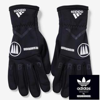 NEIGHBORHOOD - 【新品・即完売品】adidas × neighborhood  手袋 Lサイズ