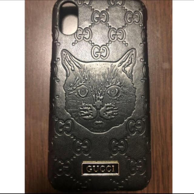 充電 できる ケース iphone8 、 Gucci - GUCCI iPhoneケースの通販