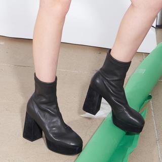 Maison Martin Margiela - Opening Ceremony Carmen Leather Boots