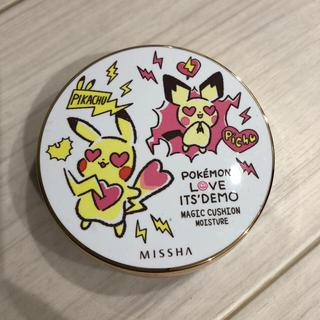 ミシャ(MISSHA)のミシャ ポケモン クッションファンデーション (ファンデーション)