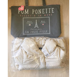 ポンポネット(pom ponette)の新品 ジュニア コート 150(コート)