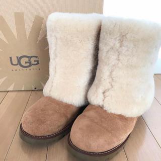 アグ(UGG)のアグ ムートンブーツ(ブーツ)