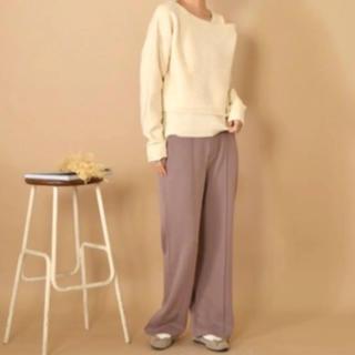 ダブルクローゼット(w closet)の新品タグ付き ダブルクローゼット パンツ(カジュアルパンツ)