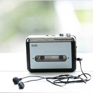 BEAMS - BEAMS RECORDS / USB Cassette Player