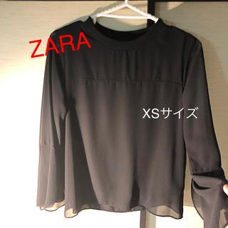 ZARA - シンプル!ZARA カットソー XS