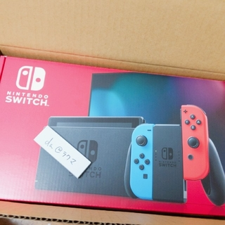 Nintendo Switch - Nintendo Switch 本体 新品未開封品 新モデル 新型