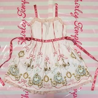 Shirley Temple - シャーリーテンプル シンデレラ  ジャンパースカート 120