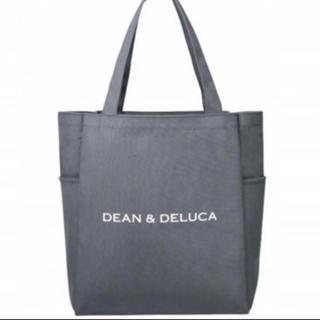 DEAN & DELUCA - DEAN&DELUCA トートバッグ グレー 防水 ディーンアンドデルーカ