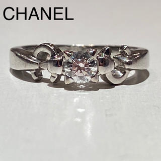 CHANEL - シャネル ダイヤモンドリング
