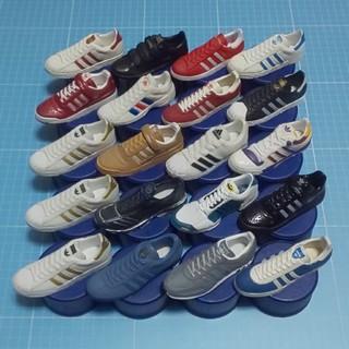 アディダス(adidas)のボトルキャップフィギュア「アディダス」18種20個セット(スポーツ)