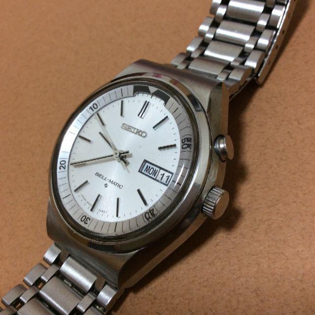 SEIKO(セイコー)のセイコー ベルマチック 稀少モデル メンズの時計(腕時計(アナログ))の商品写真