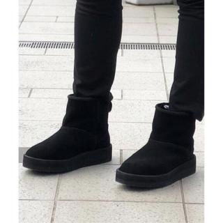 アパルトモンドゥーズィエムクラス(L'Appartement DEUXIEME CLASSE)の【SUICOKE/スイコック】ムートンブーツ(ブーツ)