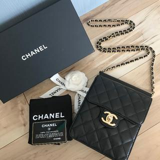 CHANEL - 美品 CHANEL シャネル 斜めがけ ショルダーバッグ マトラッセ