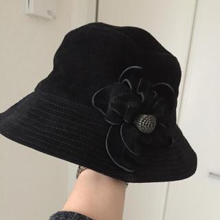 ヘレンカミンスキー(HELEN KAMINSKI)のヘレンカミンスキー   スエード帽子(ハット)
