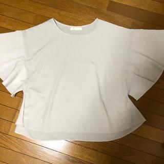 ディスコート(Discoat)のディスコート 半袖ブラウス(シャツ/ブラウス(半袖/袖なし))