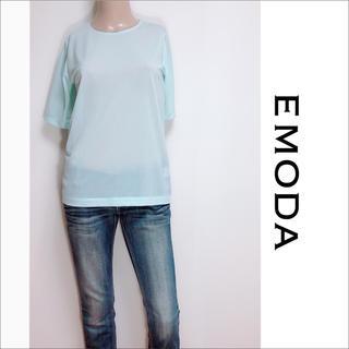EMODA - EMODA シースルー Tシャツ カットソー♡ムルーア GYDA ジーナシス