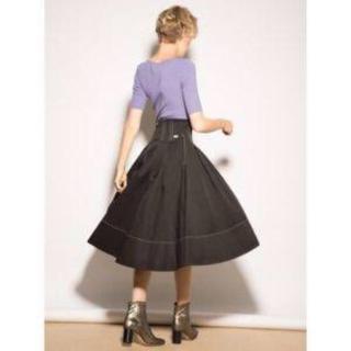 FRAY I.D - 大人気商品♡FRAY I.D. Dickiesコラボ スカート 黒