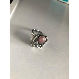 シルバーリング925 ローズクォーツ 天然石(リング(指輪))