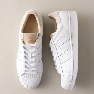 アディダス(adidas)の新品 adidas アディダス スーパースター 25.5 トリプルホワイト(スニーカー)