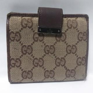 Gucci - 送料無料!GUCCI/グッチ/折り財布