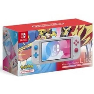 Nintendo Switch - Nintendo Switch Lite ザシアン・ザマゼンタ 新品未開封
