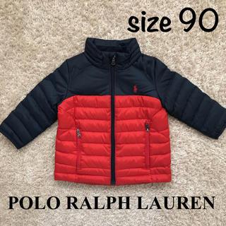 POLO RALPH LAUREN - size 90★ポロ★ラルフローレン★キッズダウンジャケット