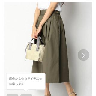 イッカ(ikka)のikka グリカスカート(ロングスカート)