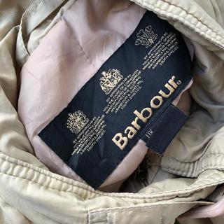 Barbour - バブアー インターナショナル キルティング England 90s ノンオイル
