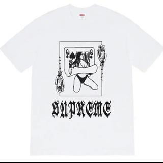 Supreme - supreme シュプリーム クウィーンTシャツ QueenTee Mサイズ