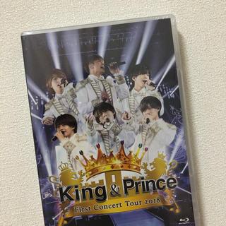 UNIVERSAL ENTERTAINMENT - King&Prince FirstConcertTour Blu-ray 通常盤
