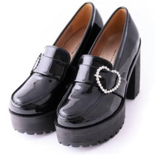ロジータ(ROJITA)のROJITA  厚底 厚底ローファー (ローファー/革靴)