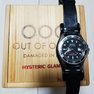 HYSTERIC GLAMOUR - HYSTERIC GLAMOUR OUT OF ORDER 腕時計